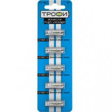Батарейки Трофи A27-5BL 5шт/бл NEW C0034939