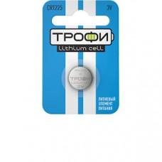 Батарейки Трофи CR1225-1BL 1шт/бл Б0003644