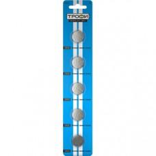 Батарейки Трофи CR2032-5BL 5шт/бл C0032185