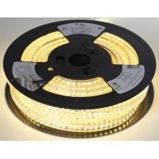 Лента светодиодная   ЭРА 3528-220-120LED-IP67-WW- eco-20m Б0004956