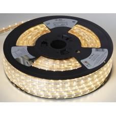 Лента светодиодная   ЭРА 3528-220-60LED-IP67-WW- eco-25m Б0004951