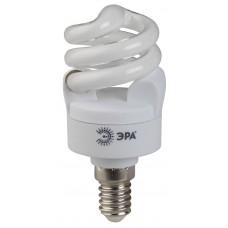 Лампа энергосберегающая ЭРА F-SP-11-827-E14  мягкий свет C0030759