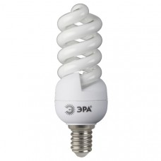 Лампа энергосберегающая ЭРА SP-M-9-827-E14 мягкий белый свет Б0001738