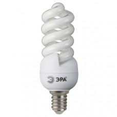 Лампа энергосберегающая ЭРА SP-M-9-842-E14 яркий белый свет Б0001741
