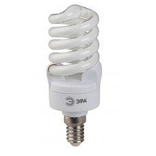 Лампа энергосберегающая ЭРА F-SP-15-827-E14  мягкий свет C0030763