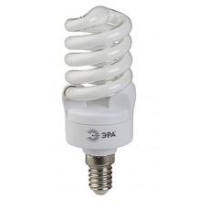 Лампа энергосберегающая ЭРА F-SP-15-842-E14 яркий свет C0030765