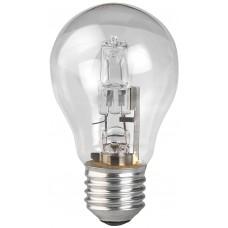 Лампа галогенная ЭРА Hal-A55-50W-230V-E27-CL С0038549