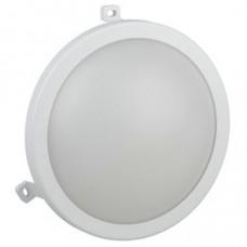 SPB-2-08-R  ЭРА Светодиод. св-к IP65 8Вт 4000К 640лм круг 150х150 Бел Б0036413