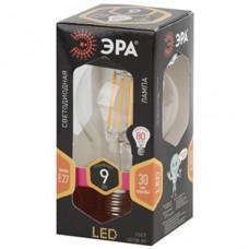 Лампа светодиодная ЭРА F-LED A60-9w-827-E27 Б0043433