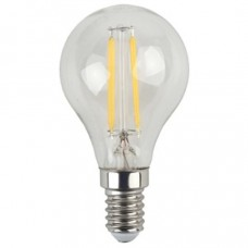 Лампа светодиодная ЭРА F-LED Р45-5w-827-E14 Б0043437