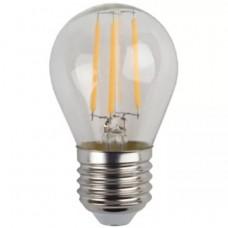 Лампа светодиодная ЭРА F-LED Р45-5w-827-E27 Б0043438