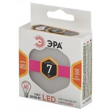 Лампа светодиодная ЭРА LED smd GX-7w-827-GX53 Б0017231