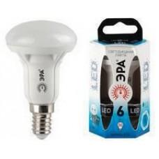 Лампа светодиодная ЭРА LED smd R50-6w-840(842)-E14 Б0020556