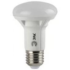 Лампа светодиодная ЭРА LED smd R63-8w-827-E27 ECO Б0020635