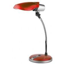 NE-301-E27-15W-R ЭРА наст.светильник красный C0044708
