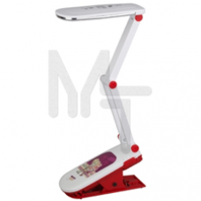 NLED-424-2,5W-R ЭРА наст.светильник красный Б0016269