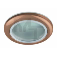 WR1 SC Светильник  ЭРА влагозащищенный MR16,12V/220V, 50W медь C0043844