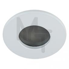 WR2 WH Светильник  ЭРА влагозащищенный MR16,12V/220V, 50W белый Б0009333