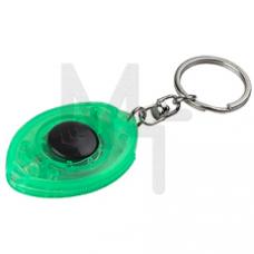 B24 Фонарь ЭРА LED брелок, пластик, бат в компл, бл G0006824