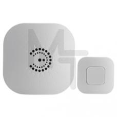 Звонок ЭРА BIONIC White беспроводной Б0017748
