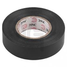 Изолента ПВХ 15мм*20м черная ЭРА C0036552