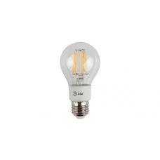 Лампа светодиодная ЭРА F-LED А60-7w-827-E27 Б0019012