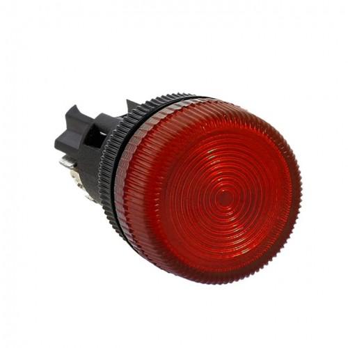 Лампа сигнальная ENS-22 красная 220В EKF PROxima la-ens-r-220