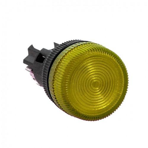 Лампа сигнальная ENS-22 желтая 220В EKF PROxima la-ens-o-220