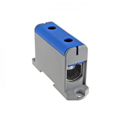 Клемма силовая вводная КСВ 35-150 синяя EKF PROxima plc-kvs-35-150-blue