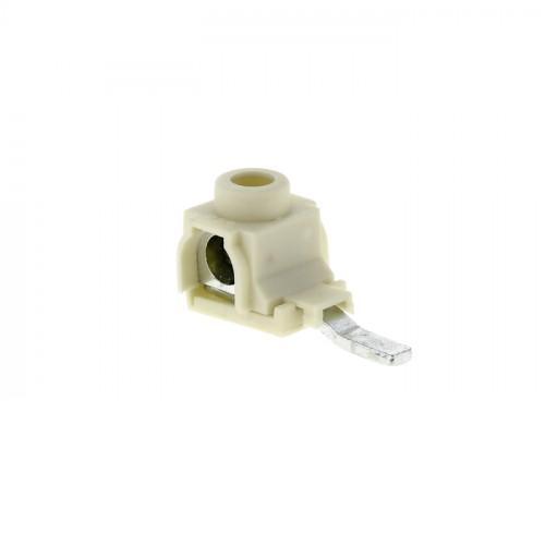 Зажим под проводник для совместного подключения с шиной PIN под боковое соединение (100 шт/упак.) EKF PROxima ck-s