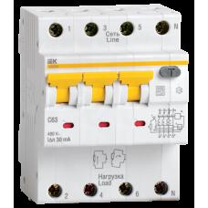 АВДТ 34 C10 30мА - Автоматический Выключатель Дифф. тока MAD22-6-010-C-30