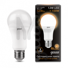Лампа светодиодная Gauss LED Filament G95 E27 6W 2700K 105802106
