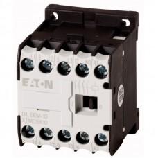 DILEM12-10(230V50Hz) Миниконтактор 12А 230В, 1НО доп. контакт, кат примен-я AC-3,AC-4 127075