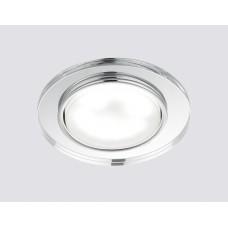 Светильник G8060 CH хром/прозрачный GX53 G8060CH