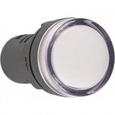 Лампа AD22DS(LED)матрица d22мм белый 230В  ИЭК BLS10-ADDS-230-K01