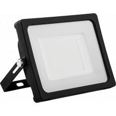 LL-921 Прожектор 2835 SMD 50W 6400K IP65  AC220V/50Hz, черный  с матовым стеклом  237*195*39 мм 32102