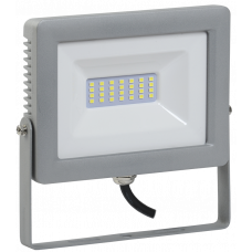 Прожектор СДО 07-30 светодиодный серый IP65 IEK LPDO701-30-K03