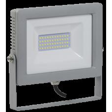 Прожектор СДО 07-50 светодиодный серый IP65 IEK LPDO701-50-K03
