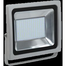 Прожектор СДО 07-100 светодиодный серый IP65 IEK LPDO701-100-K03