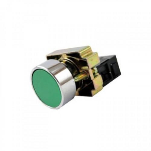 Кнопка управления LAY5-BA31 без подсветки зеленая 1з ИЭК BBT60-BA-K06