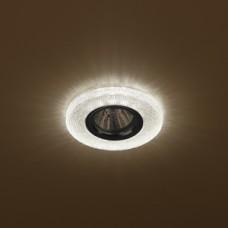 DK LD1 BR Светильник ЭРА декор cо светодиодной подсветкой, коричневый Б0018778