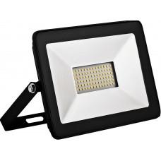 SFL90-50 Прожектор черный прямоугольный 50W, 6400K, IP65, AC220V/50H5 55066