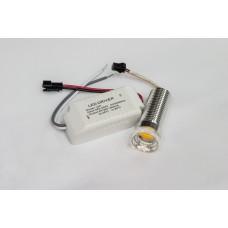 LB-1778, светодиодный чип с драйвером, 10W 600Lm 285mA 2700K 27882
