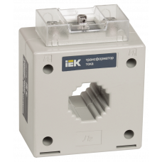 Трансформатор тока ТШП-0,66  300/5А  5ВА  класс 0,5S габарит 30 ИЭК ITB20-3-05-0300