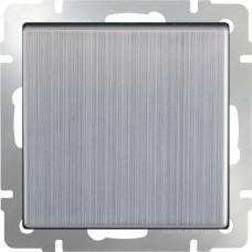 Перекрестный переключатель одноклавишный  (глянцевый никель) / WL02-SW a035273
