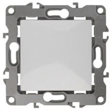 12-1101-01 ЭРА Выключатель, 10АХ-250В, Эра12, белый Б0014621