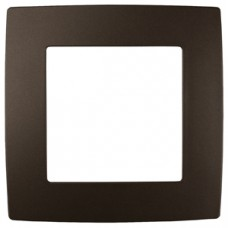 12-5001-13  ЭРА Рамка на 1 пост, Эра12, бронза Б0019367