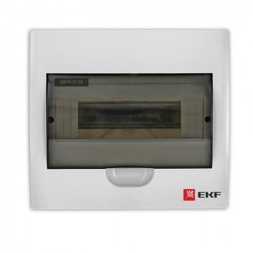 Щит распред. навесной ЩРН-П-10 IP41 EKF PROxima pb40-n-10