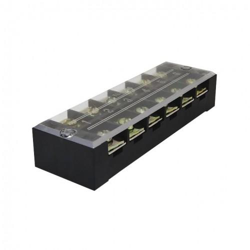 Терминал клеммный TB-4512 до 4,5 мм2 45A 12 клеммных пар EKF PROxima tb-4512