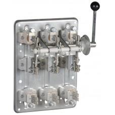 Разъединитель РПБ-4 400А правый привод без ППН EKF PROxima rpb-400